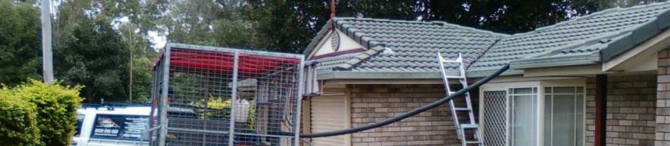 Roof Vacuum Service Brisbane